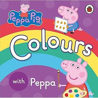 Peppa Pig: Colours by Penguin Books Ltd (Board book, 2015)-9780723297833-G018