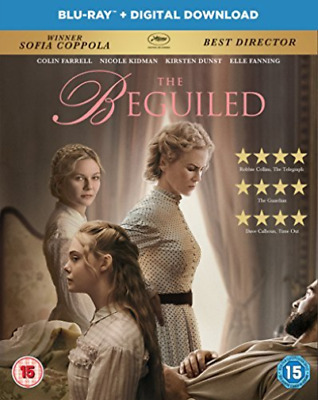 Beguiled Blu Ray & Digital Download  (UK IMPORT)  DVD NEW