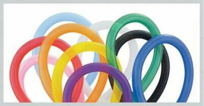 100 Qualatex 260Q Modelling Balloons Choose Colour (Magician/Party Entertainer)