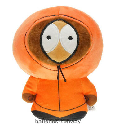 """18cm 7"""" New South Park Soft Stuffed Plush Toy Doll Gift Kenny McCormick Gift"""