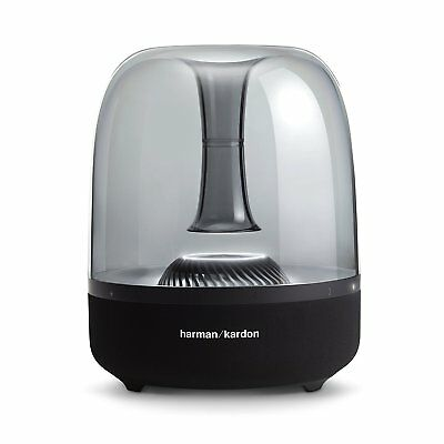 Harman Kardon Aura Studio 2 Bluetooth Wireless Speaker with Ambient Lighting