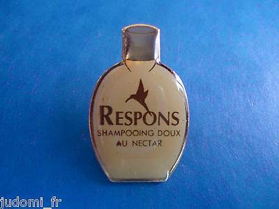 Pin's pin SHAMPOOING DOUX AU NECTAR RESPONS (ref L27)