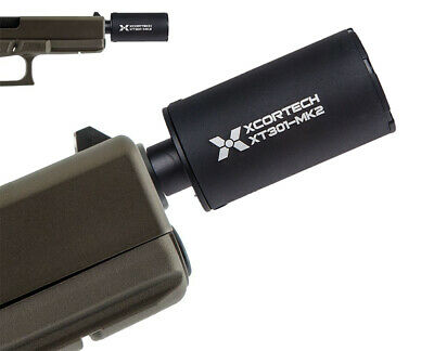 Xcortech Xt301 Compact  Airsoft Tracer Unit - Glow In The Dark Bb