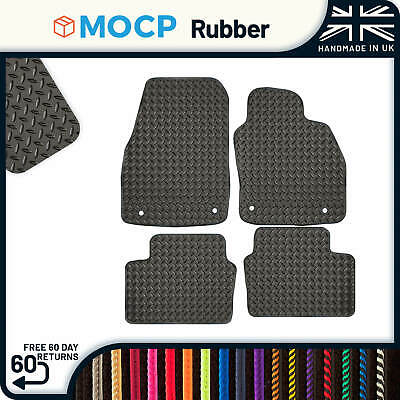 Custom Rubber Car Mats to fit Vauxhall Astra H MK5 2004-2009