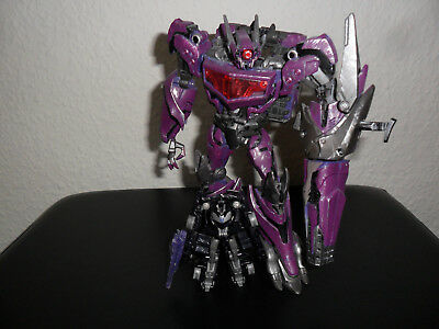 Transformers Prime Shockwave Voyager CUSTOM Figur Hasbro
