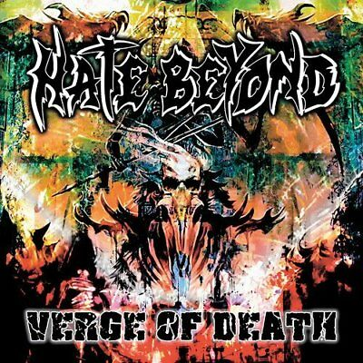 Hate Beyond-Verge Of Death  (Us Import)  Cd New