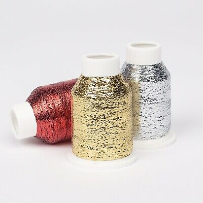 DROPS Glitter! Add some SPARKLE to your Knitting / Crochet! 10g thread for yarn