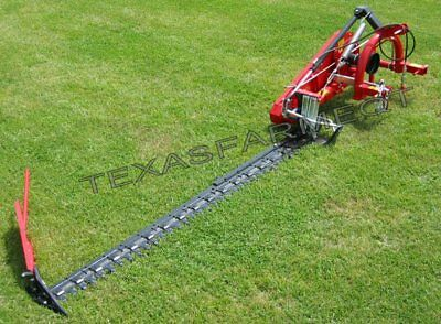 Enorossi SB150 5' 3pt Sickle Bar Mower-Ships Free to Texas & Surrounding States!