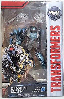 Transformers Dinobot Slash Deluxe Class The Last Knight Premier Edition