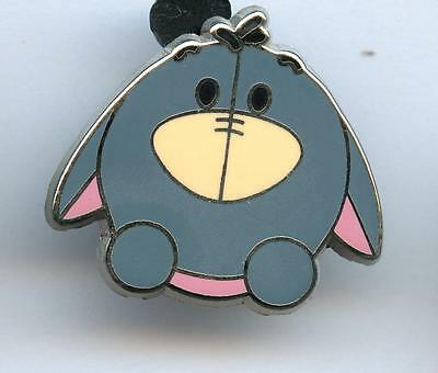 Eeyore Round Pillow Character Disney Pin Winnie Pooh Friend Cutie Cute WDW 53392