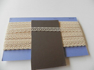 Card of  New Lace - Beige