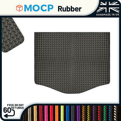 Custom Rubber Boot Mat to fit Ford C-Max 2003-2011