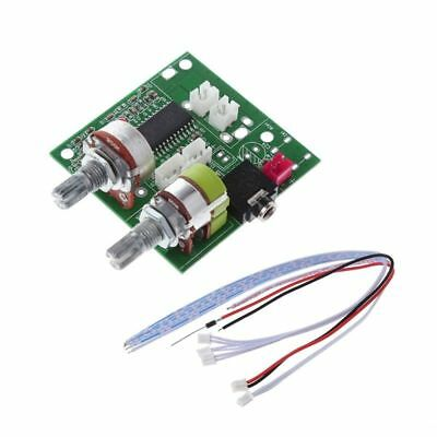 5V 20W 2.1 Dual Channel 3D Surround Digital Stereo Class D Amplifier AMP Board