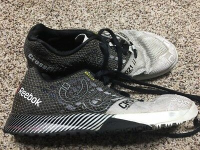 a41060cdf04 Reebok Crossfit Nano 5.0 V65894 Weight Lifting Training Shoes Mens Us Size  7.5