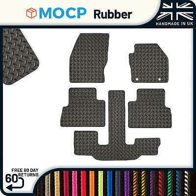 Custom Rubber Car Mats to fit Ford Grand C-Max 2013-2016