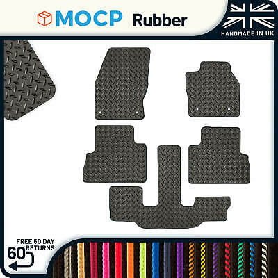 Custom Rubber Car Mats to fit Ford Grand C-Max 2016-present