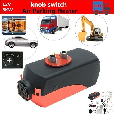 5KW 12V Oil Fuel Heater Universal Air Parking Heater For Car Trucks Boat Bus