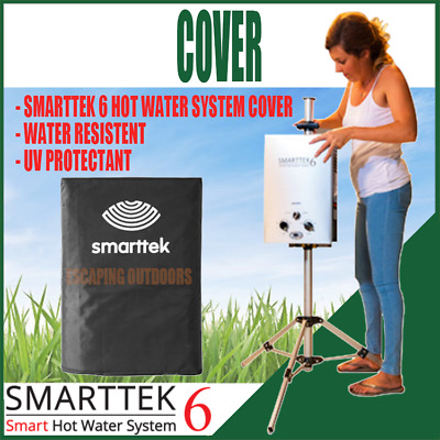 Smarttek Cover, perfect protection for hot water system, camping shower, caravan