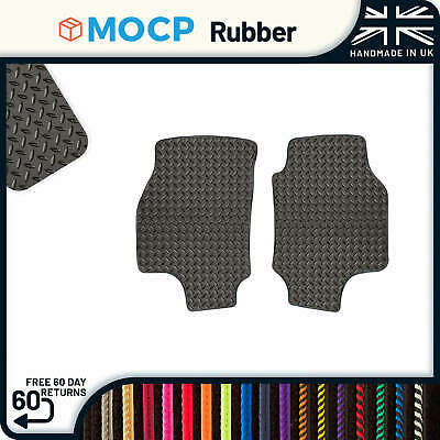 Custom Rubber Van Mats to fit Vauxhall Astra G MK4 2 Piece 1998-2005