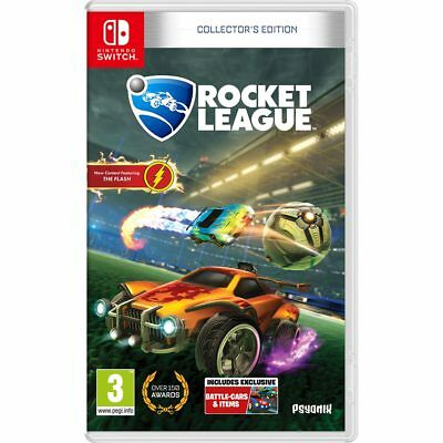 Rocket League: Collectors Edition Switch Nintendo Switch