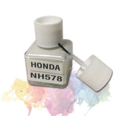 For 20ml HONDA Touch Up Paint Color Code NH578 Taffeta White
