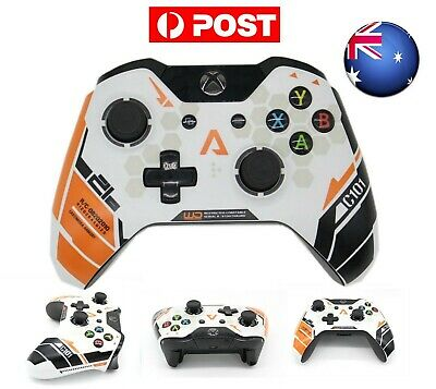 AU TITANFALL Edition MS X box One Wireless Game Controller Gamepad fr PC Windows
