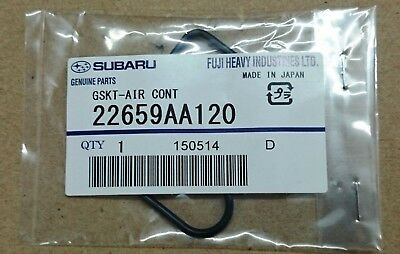 GENUINE Subaru Idle Air Control Chamber Gasket 22659AA120 WRX STi Forester NEW