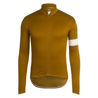 Rapha Gold Classic Long Sleeve Jersey. Size Small. BNWT.