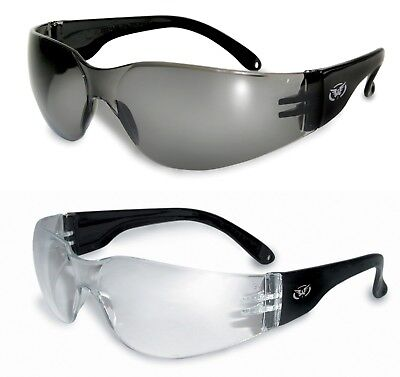 Clear & Tinted Glasses/Sunglasses 4 cricket cycling golf shooting ski tennis