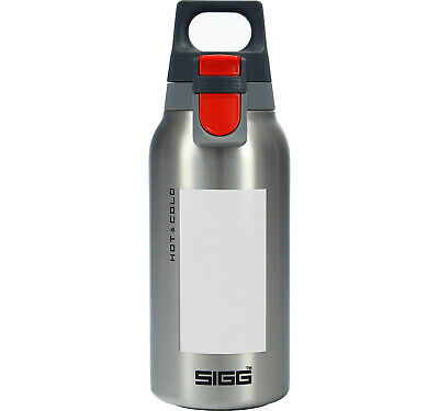 SIGG Hot&Cold ONE ACCENT Thermoflasche Weiß 0,3 l (NEU)