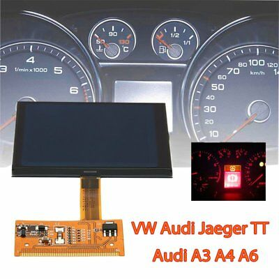 CAR VDO LCD CLUSTER Display Screen For Audi A3 A4 A6 VW  New  FIS Cluster IP