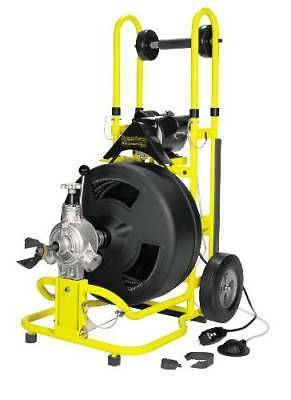 Cobra Products 3/4  x 100' Speedway Drain Cleaning Machine