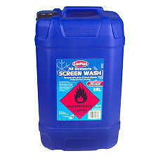 Carplan Concentrate Screenwash 25 Ltr SWS525 *ALL SEASONS*