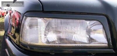 For Audi Coupe S2 Eyebrows Headlight Spoiler Mask Eye Lids Covers Brows