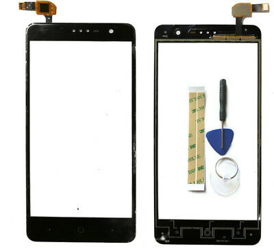 """New Touch Screen Digitizer Glass Panel Replace For ZTE Grand X4 Z956 Z957 5.5"""""""