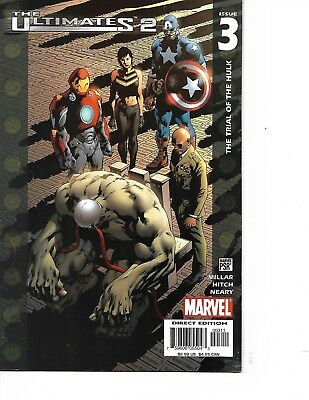 The Ultimates 2 #3 2005 Marvel