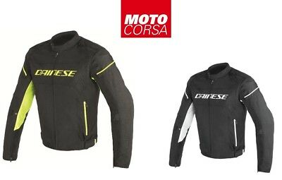 Dainese D-Frame Textile Jacket  sizes 48,50,52 54 and 56 Euro
