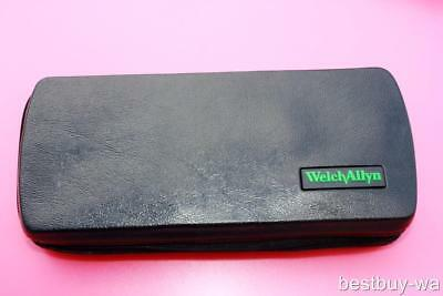 05258 WELCH ALLYN LEATHER CASE for PANOPTIC & OPHTHALMOSCOPE & OTOSCOPE