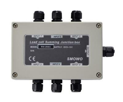 RW-JX6 6 way load cell junction box / 6 channel sensor summing box