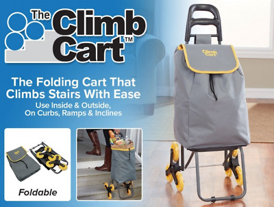 GENUINE Climb Cart,  Stair Climbing Cart,,  LIFETIME WARRANTY