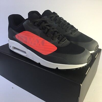 timeless design 44e7e 9ad43 Men s Nike Air Max 90 Big Logo NS GPX Size 10.5 Ember Glow   White