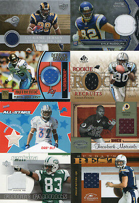 American Football NFL - Autograph Jersey & Relic Card Selection EXC