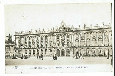CPA - Carte postale - FRANCE - Nancy - Place Stanislas - 1902 - S191