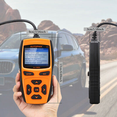 OBDII OBD2 Auto Diagnostic Scanner Car Engine Code Reader Tool for BMW Mini Roll