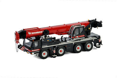 BYMO 25027/3 BAUER Cable Crane MC96 Trench Cutter BC35 HTS Eiffage Scale 1:50