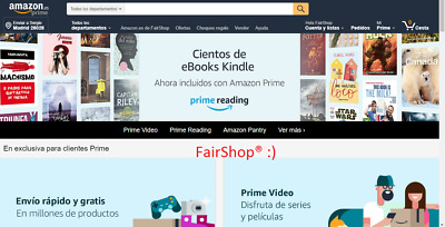 ⭐ [3x1] Amazon Prime + Amazon Vídeo + Prime Photos ✓1 mes ✓100% PERSONALIZADA ⭐