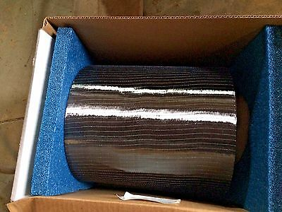 """20 Lb box 12"""" Toray Style 12"""" wide Carbon Fiber Unidirectional Tape USA Made"""