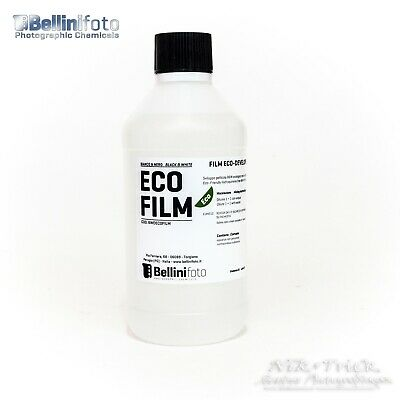 BelliniFoto EcoFilm Developer ~ Liquid Xtol! ~ 500ml For 1lt Stock Solution