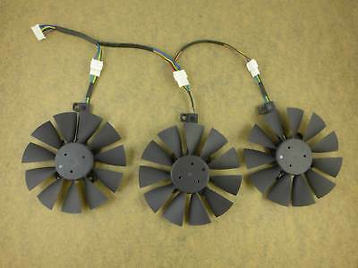 3 PLD09210S12HH Cooling Fan for Video Card ASUS STRIX GTX980Ti/R9 390X/ R9 390