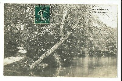 CPA - Carte postale - FRANCE -Ville d'Avray- Son grand étang-1907 - S208
